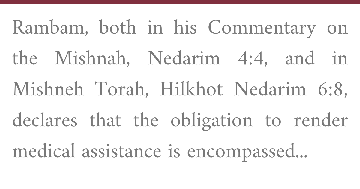 Contemporary Halakhic Problems, Vol II, Part I, Chapter III