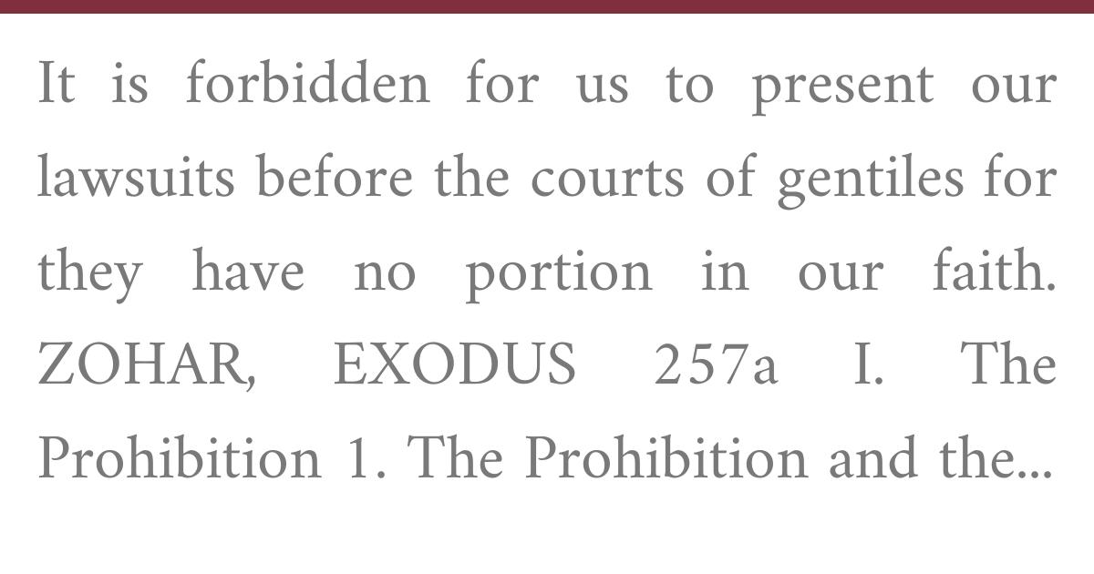 Contemporary Halakhic Problems Vol V Chapter I Litigation And