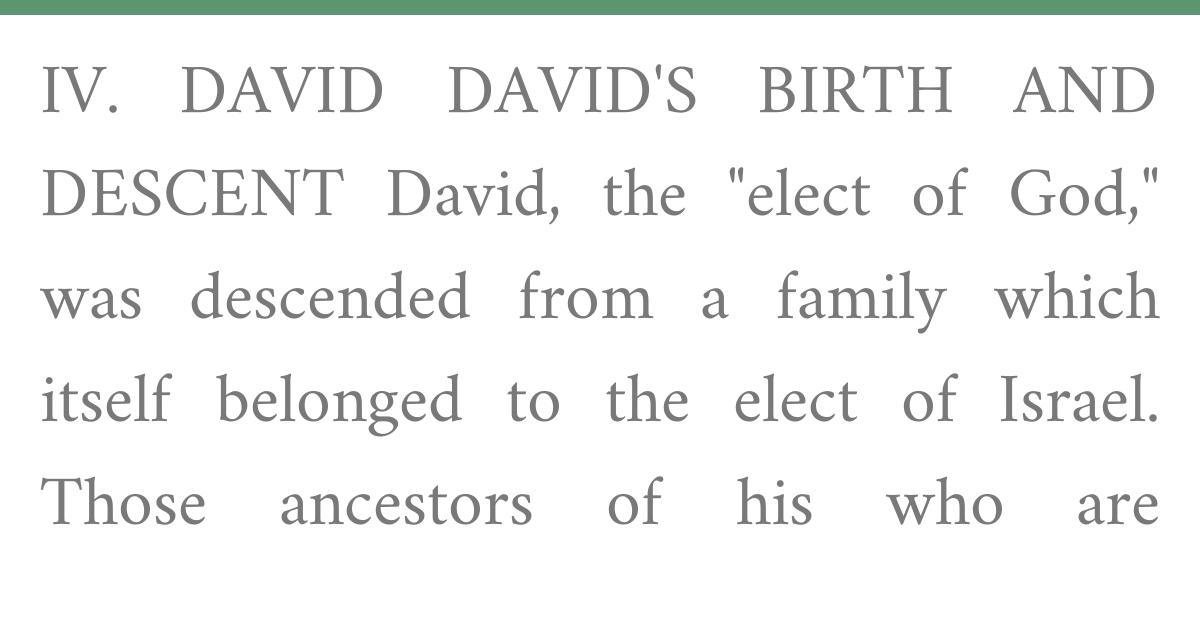 אגדות היהודים ד׳:ד׳